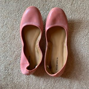 Mossimo Supply Co. Pink/Rose Flats